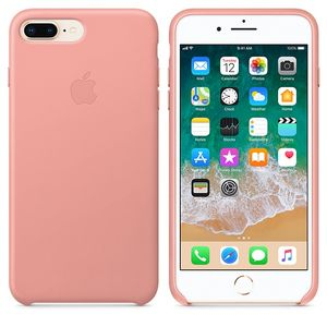 APPLE iPhone 8 Plus/7 Plus Leather Case Pink (MRGA2ZM/A)