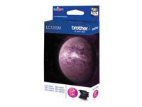 BROTHER LC1220M Magenta Ink Cartridge (LC1220M)