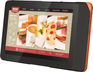 "ADVANTECH AIM-37, 10"""" Tablet for POS (AIM-37AT-S7GR0)"