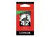 LEXMARK No.42 PB-Ink black for Z1520 / X4850 Serie 220pages