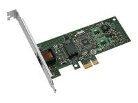 INTEL GIGABIT CT DESKTOP BULK MANAGEABLE SINGLEPORT PCI-E