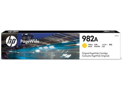 HP No982 yellow ink cartridge (T0B25A)