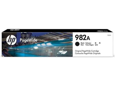 HP 982A - 106 ml - svart - original - PageWide - bläckpatron - för PageWide Enterprise Color Flow MFP 785f (T0B26A)