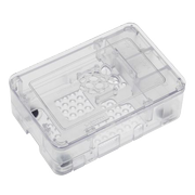 DESIGNSPARK Raspberry Pi case, for 3 Model B / B+ / Pi 2, transparent