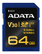 A-DATA XPG UHS-I U3 64GB SDXC R/W: 95/85
