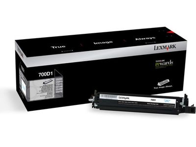 LEXMARK Black Developer Unit (70C0D10)