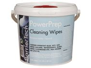 EMO Rengj.serviett POWERPREP CleanWipes (4) (100219)