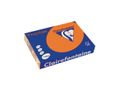 CLAIREFONTAINE Kopipapir TROPHEE A4 160g orange (250)