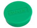 STAPLES Magnet STAPLES 25mm grøn 10/pk.