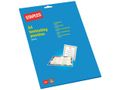 STAPLES Laminat STAPLES A4 klar 125 mic 25/FP