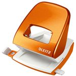 Hulapparat Leitz WOW 5008 2 hul Orange metallic