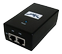UBIQUITI Spare Rocket PoE unit 24V 1A can also be used with Mikrotik boards