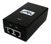 UBIQUITI PoE-24 Passive PoE Adapter EU, 24V 1A, grounding/ ESD protection,  30W