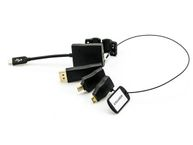 AD-RING-5 HDMI type C to A adapter Mini DP to HDMI DP to HDMI adapter USB -C to HDMI adapter