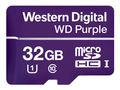 WESTERN DIGITAL WD PURPLE MIRCOSD 32GB 2YEARS WARRANTY