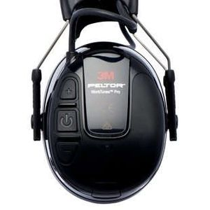 3M WorkTunes Pro FM Radio black headband (7100088416Â)