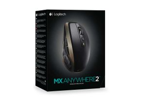 LOGITECH MX ANYWHERE 2 WRLS MOBILE MOUSE EMEA                             IN WRLS (910-005215)
