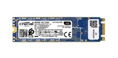 CRUCIAL SSD M.2  250GB MX500 Type 2280 (CT250MX500SSD4)