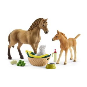 SCHLEICH Horse Club    42432 Sarahs Cub Care Kit (42432)