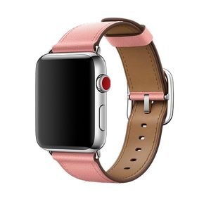 APPLE IWATCH42MM CLASSIC BUCKLE SOFT PINK ACCS (MRP62ZM/A)