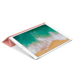 APPLE Leather Smart Cover for 10.5 inch iPad Pro - Soft Pink (MRFK2ZM/A)