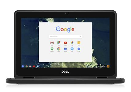 DELL CHROMEBOOK 5190 2IN1 N3350 11.6 4GB 32GB NOOD CHROMEOS           IN SYST (PXP9M)