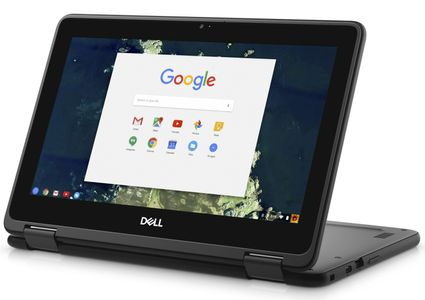 DELL NDC/ BTP/ Chromebook 5190 2in1/ Celeron N3350/ 4GB/ 32GB eMMC/11. (PXP9M)