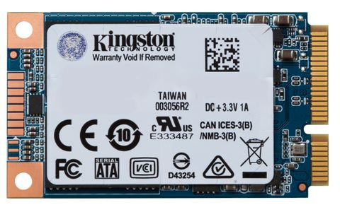 KINGSTON 480GB SSDNow UV500 mSATA (SUV500MS/480G)
