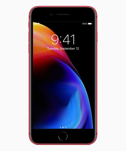 APPLE Iphone 8 64GB - Red Special Edition 64GB Product (RED) (MRRM2QN/A)
