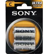 SONY Brunsten (R14) 1,5V Ultra 2-pack blister