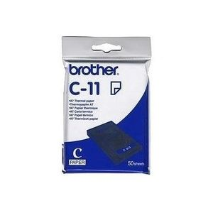 BROTHER C11 THERMAL PAPER F/ MW100 PACKAGE 300 SUPL (C11-B)