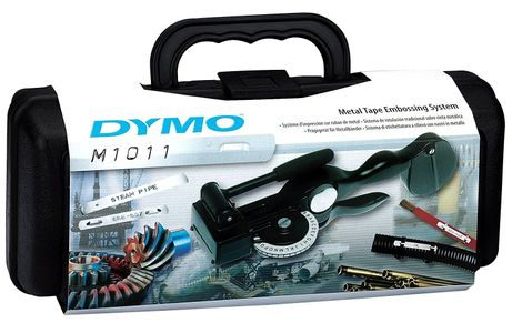 DYMO Rhino M 1011 with Hard Case (S0720090)