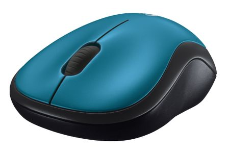 LOGITECH Mouse M185 Blue (910-002236)