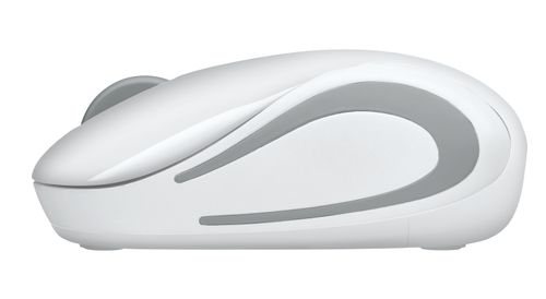 LOGITECH Wireless Mini Mouse M187 white Unifying compatible (910-002735)