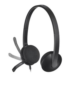LOGITECH USB HEADSET H340 IN ACCS (981-000475)