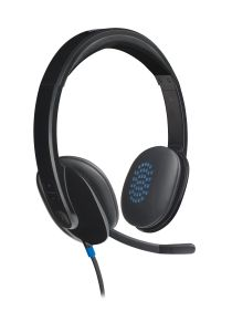 LOGITECH USB HEADSET H540 IN ACCS (981-000480)