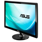 "ASUS VS278H 27"" LED Full-HD 1920x1080,  2x HDMI, VGA, 1ms, 80000000:1,  integrerte høyttalere"