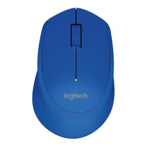 LOGITECH Wireless Mouse M320 BLUE 2.4GHZ EWR2 (910-004290)