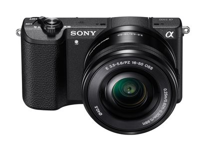 SONY Alpha 5100 Kit black + SEL-P 16-50 (ILCE5100LB.CEC)