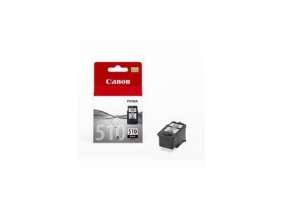 CANON PG-510 ink cartridge black standard capacity 9ml 220 pages 1-pack (2970B001)