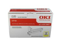 OKI EP C710 YELLOW (43913805)
