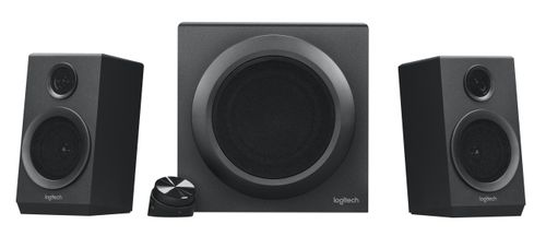LOGITECH SPEAKER SPRINGST. 2 ODM NO LANG EMEA28 BLK RET GIFTBOX 3.5 MM EU IN (980-001202)