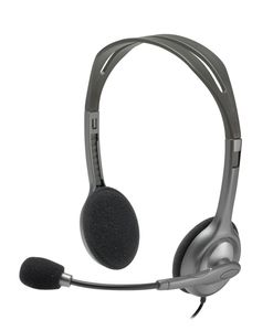 LOGITECH STEREO HEADSET H111 ANALOG - EMEA                    IN ACCS (981-000593)