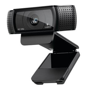 LOGITECH C920 HD Pro Webcam USB black (960-001055)