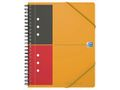 OXFORD Notatbok OXFORD Int. Meetingbook A5 lin