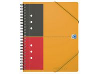 Notesbog OXFORD Meetingbook A5+ Int lin