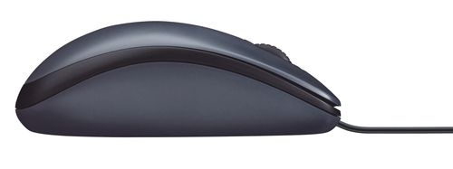 LOGITECH Mouse M100 Grey (910-005003)