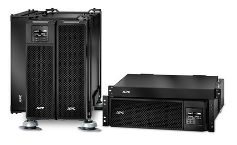 APC Smart-UPS SRT 192V 5kVA and 6kVA RM (SRT192RMBPM)