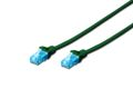 DIGITUS CAT6 U/UTP PATCH CABLE PVC AWG 26/7 LENGTH 3M GREEN CABL