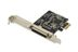 DIGITUS PCIe, Parallel Interface card 1 x DSUB 2, Blister